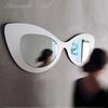 Gương trang trí nội thất decor hình kính mắt