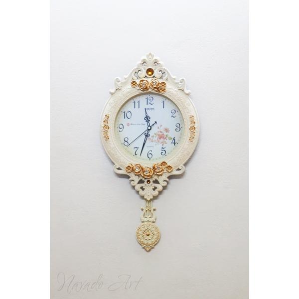 Đồng hồ nghệ thuật treo tường decor