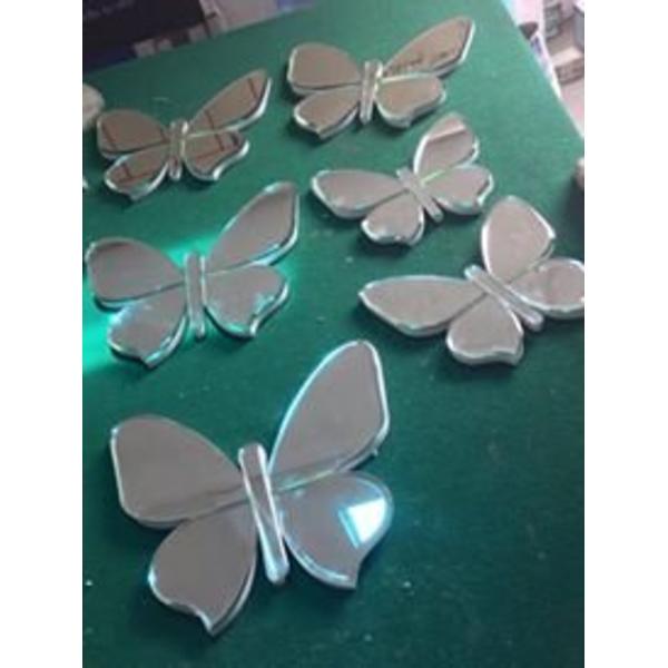 Gương trang trí Butterfly