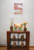 Bình gỗ nghệ thuật