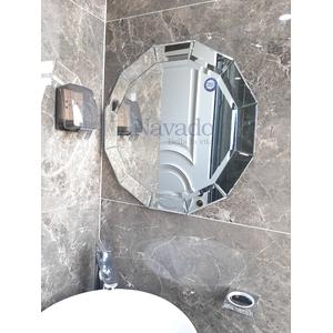Gương nghệ thuật nhà tắm