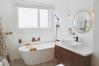 Gương phòng tắm decor cho Villa, khách sạn