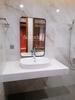 Gương vành thép nhà tắm