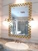 Gương thiết kế nhà tắm cho Villa
